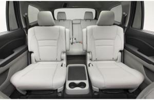 фото салона новой Хонда Пилот  08