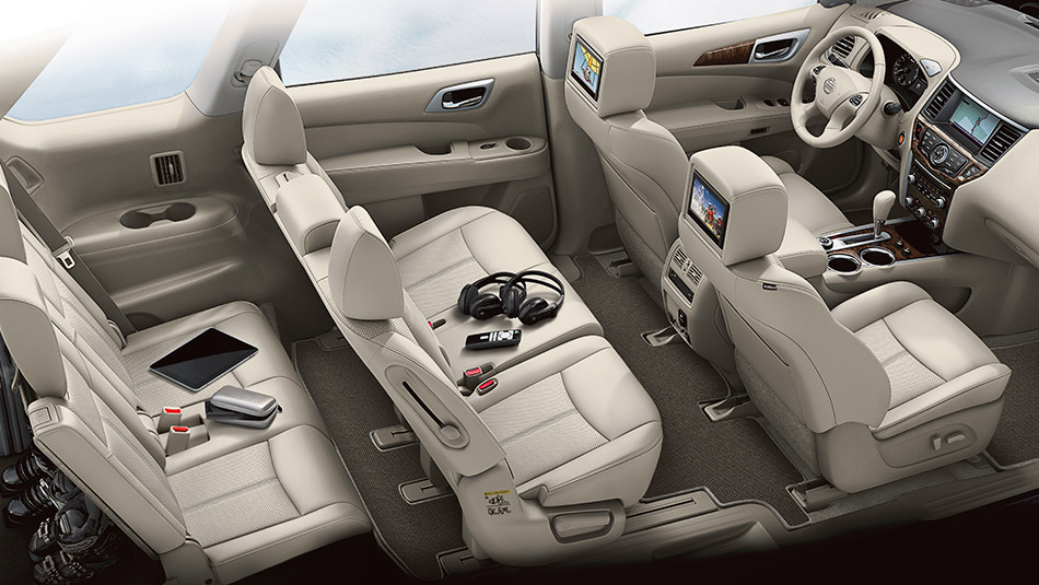 Мир комфорта для семи пассажиров