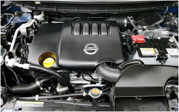 двигатель  ниссана x trail t 31