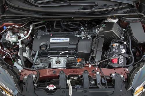 Honda CR 2015 - двигатель