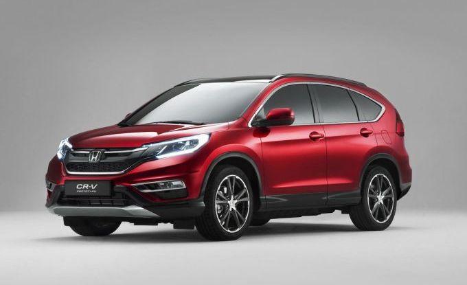 Honda CR 2015