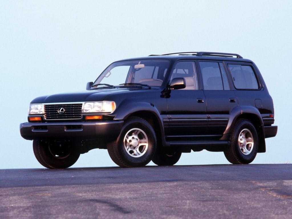 Модель LX 450 1995-го года