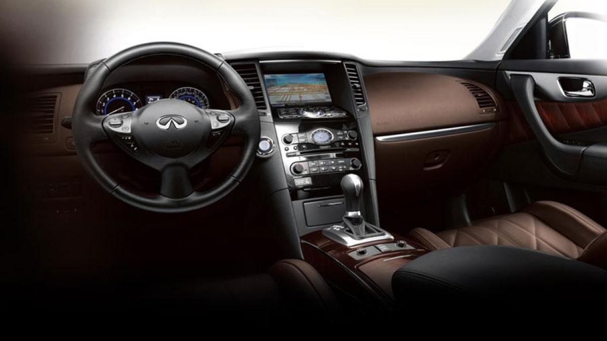 Салон машины безопасный, удобный и стильный