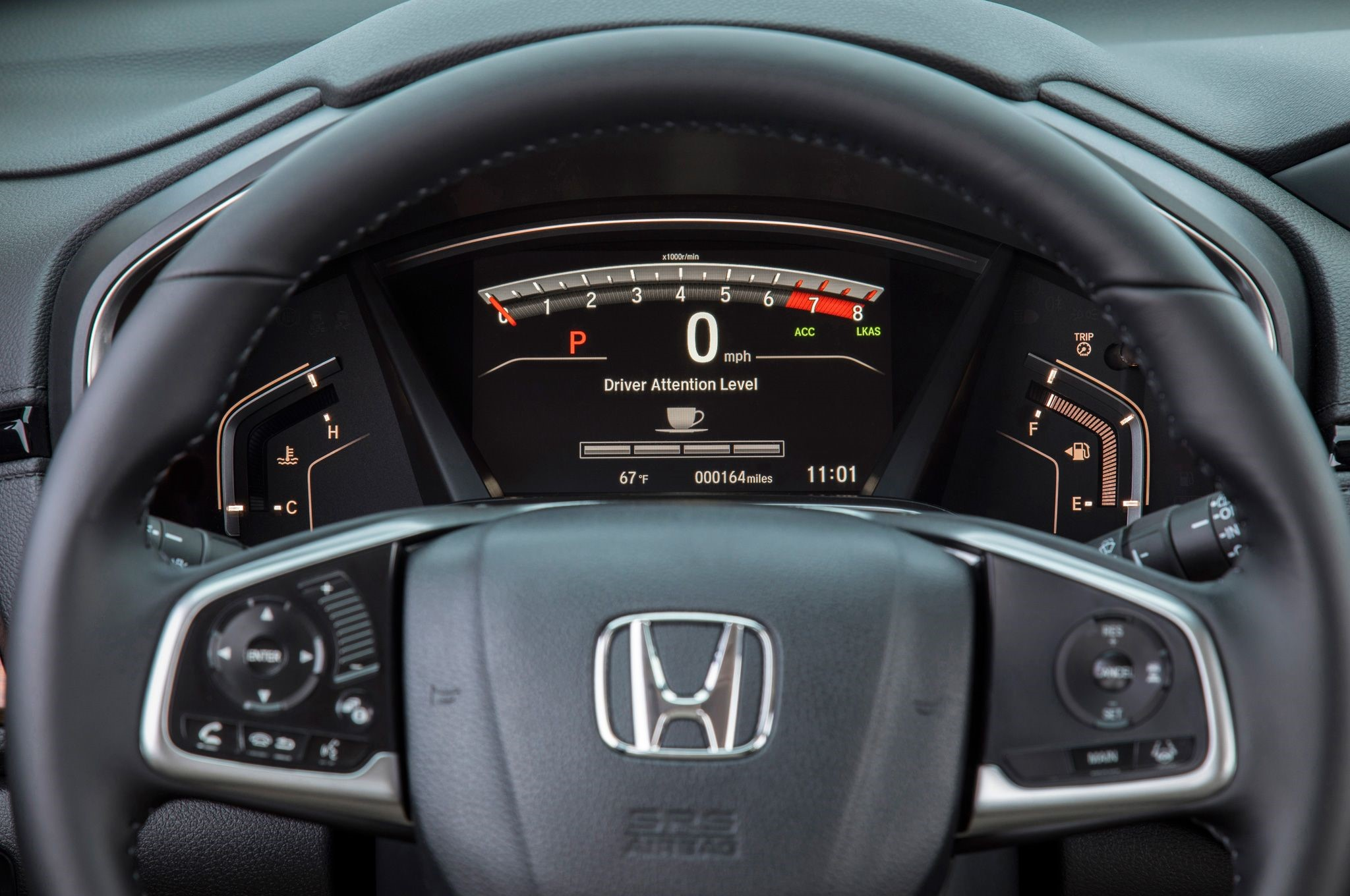 С данными по работе машины водитель может ознакомиться на специальном дисплее