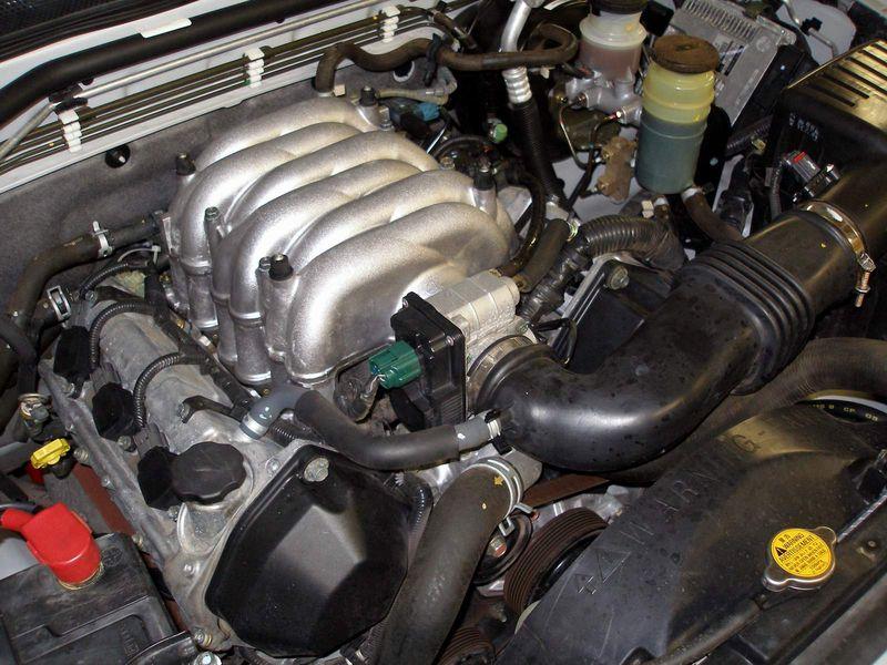 Двигатель Исузу Axiom