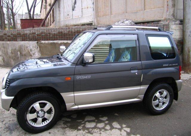 Автомобиль первого поколения (1997 год выпуска)