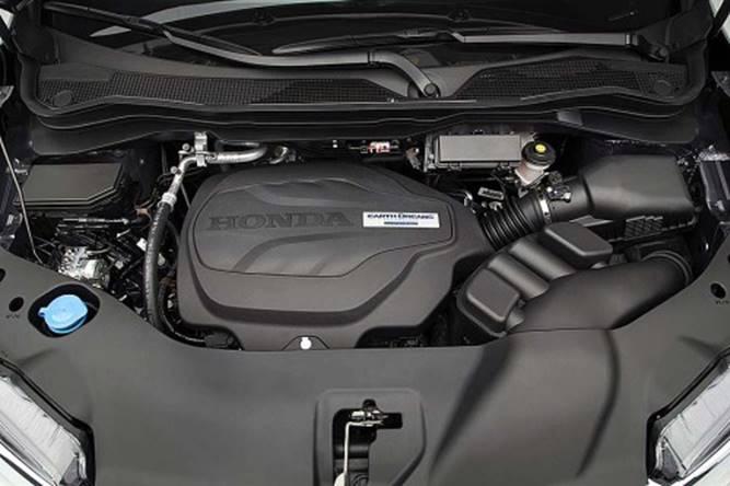 Рисунок 2. Двигатель 3,5 L нового Хонда Пилот