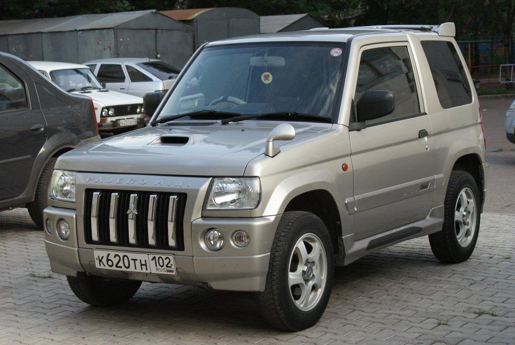 Автомобиль второго поколения (2003 год)