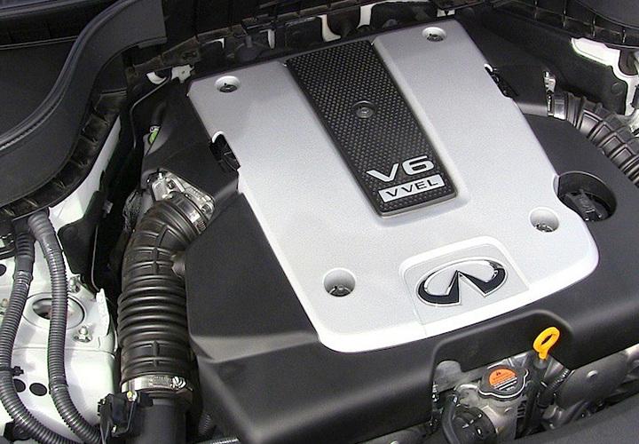 Двигатель новой модели