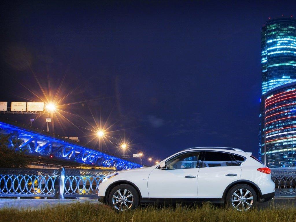 Рисунок 1. Мы предлагаем вам оценить еще один автомобиль бренда Инфинити