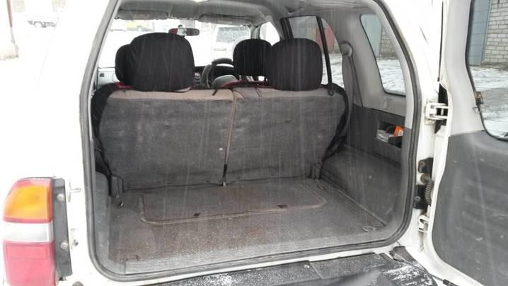 Рис. 4. Багажник авто.