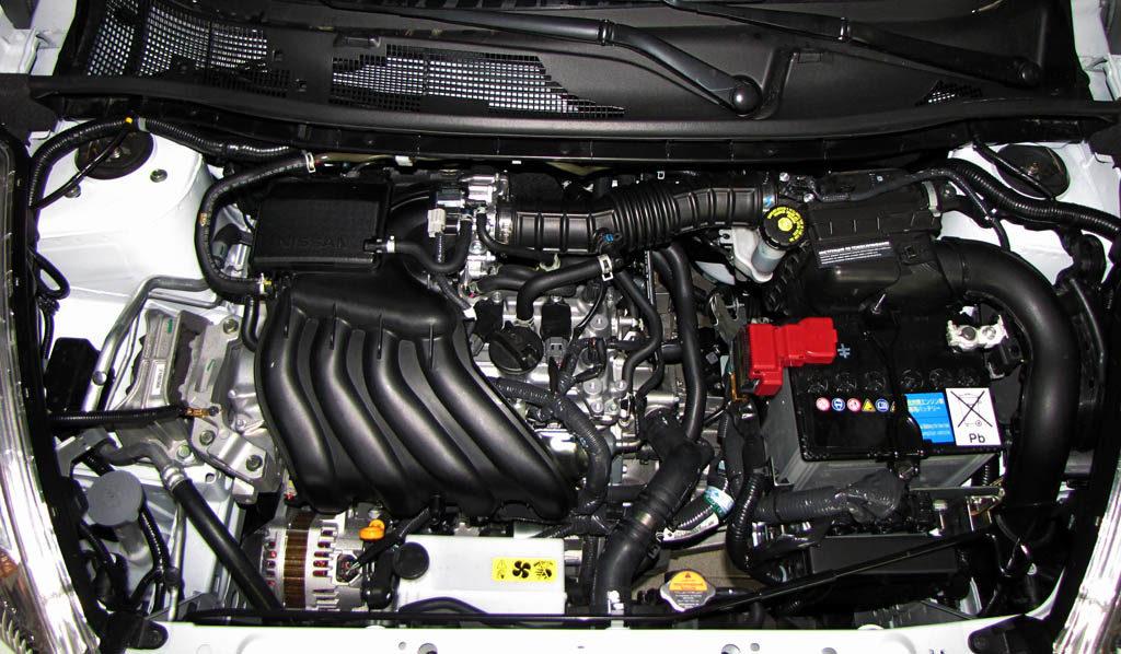 Рис. 2. Силовой агрегат авто.