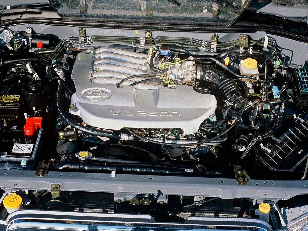 Рис. 6. Двигательный отсек модели.