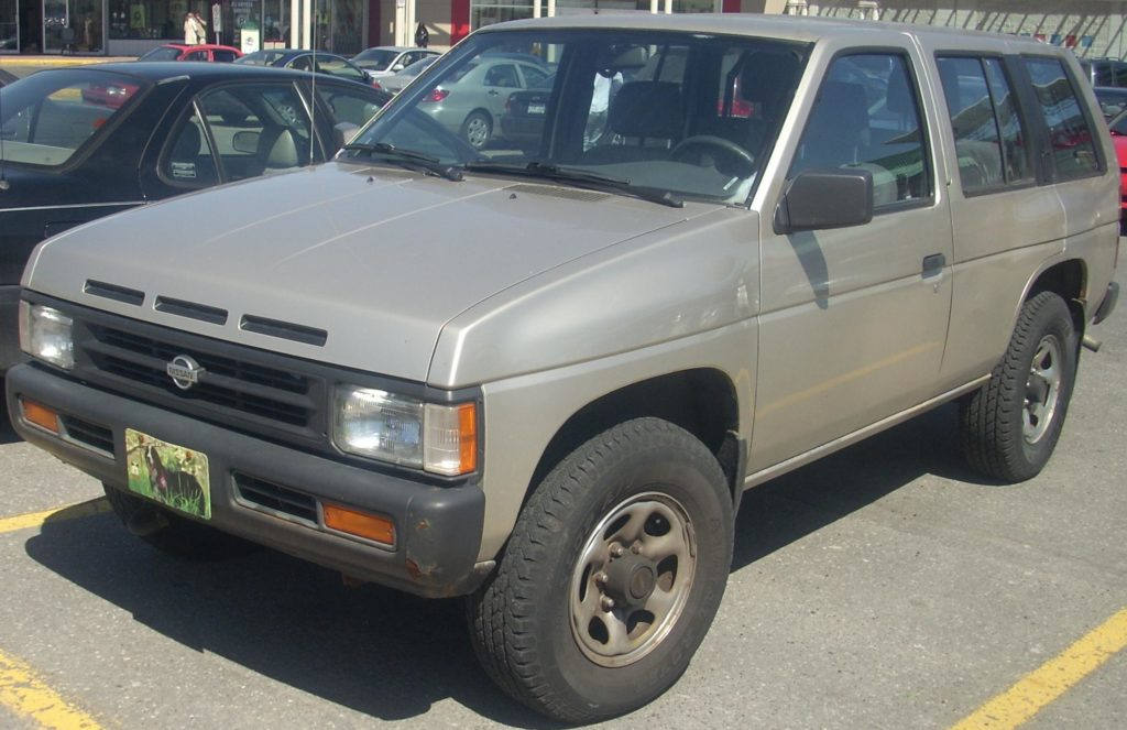 Pathfinder 1993 года